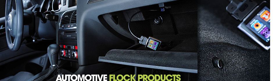 Automotive Flock Products